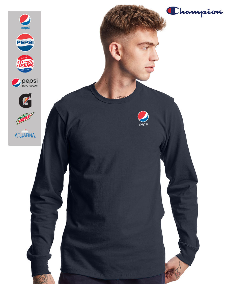 Champion Unisex Heritage Long-Sleeve T-Shirt