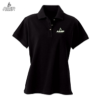 Ladies' Desert Sands Golf Shirt - Amp Energy
