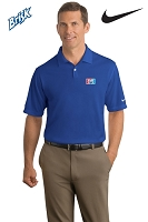 Nike Golf - Dri-FIT Pebble Texture Polo - Men's