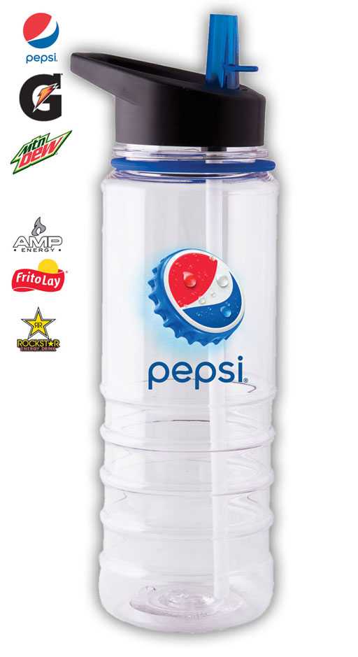 25 oz. (750ml) Waterbottle