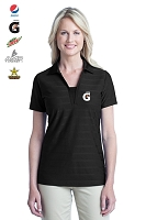 Port Authority - Ladies Horizontal Texture Polo