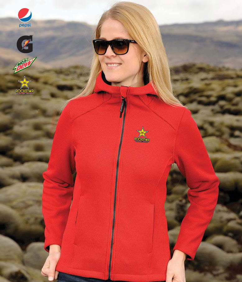 STORMTECH Ladies' Nordic Bonded Knit Jacket