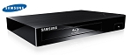 Samsung Blu-Ray Disc Player w/Ethernet Internet Streaming