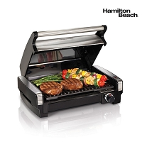 Hamilton Beach Flavor Searing Indoor Grill