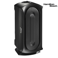 Hamilton Beach TrueAir® Compact Air Purifier, Black