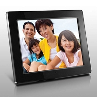 12 inch Digital Photo Frame with 2GB Built-in Memory