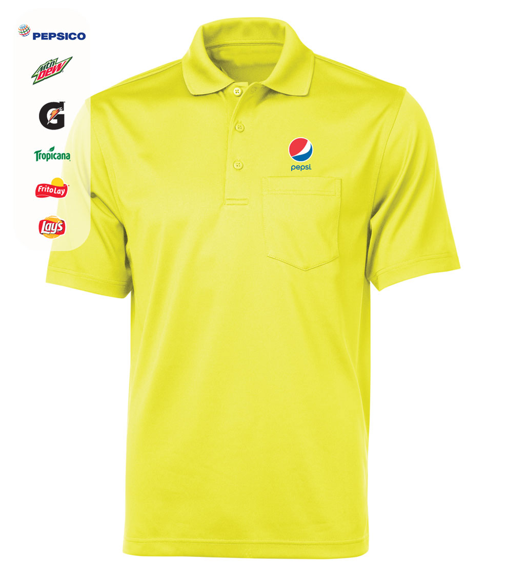 100 Polyester Polo Shirts With Pocket