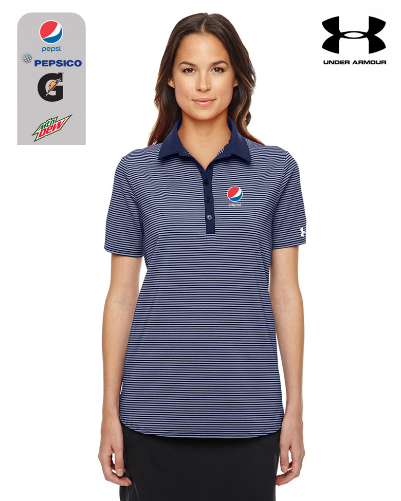 Ladies' Under Armour Clubhouse Polo