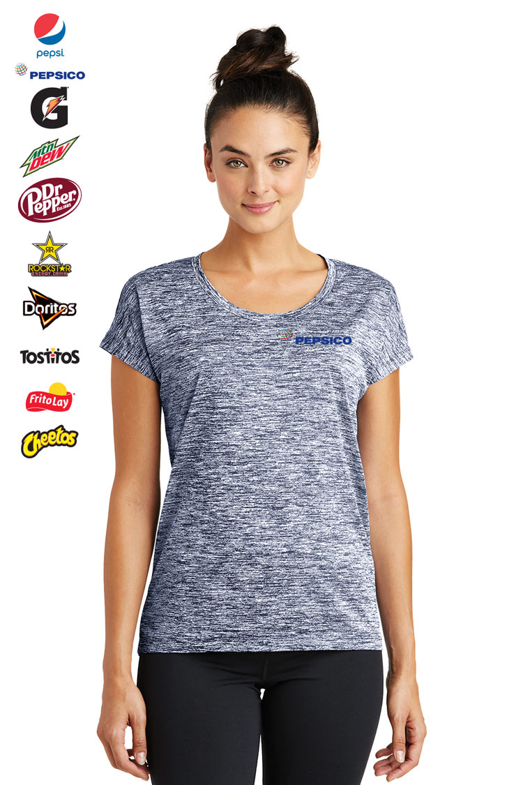 Ladies' Electric Heather T-Shirt