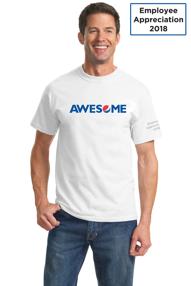AWESOME EAW T-Shirt (White)