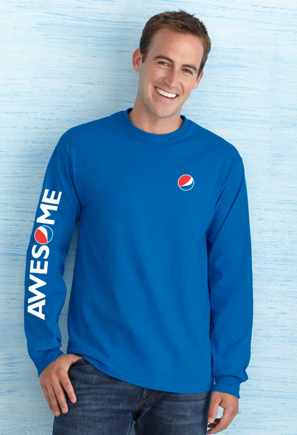 AWESOME Long Sleeve Tshirt