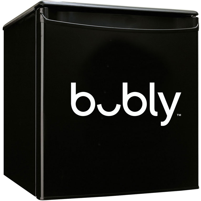 Countertop Compact All Fridge - Bubly
