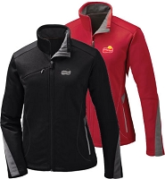 Ladies' Bonded Fleece Jacket - Fritolay