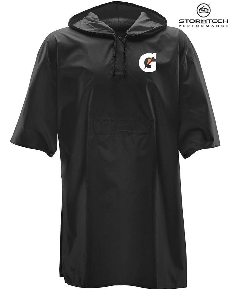 Torrent Snap Fit Poncho - Gatorade
