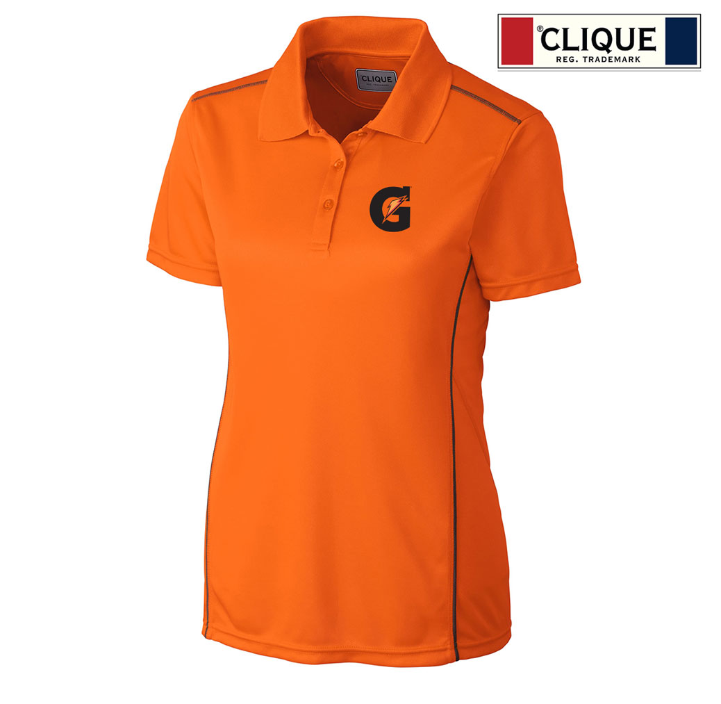 Clique Ladies' Ice Sport Lady Polo - Gatorade
