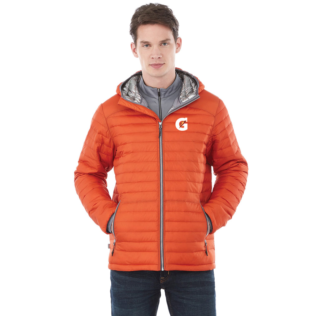 Men's Silverton Packable Insulated Jacket - Gatorade