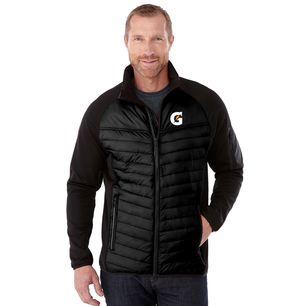 Men's Banff Hybrid Insulated Jacket - Gatorade