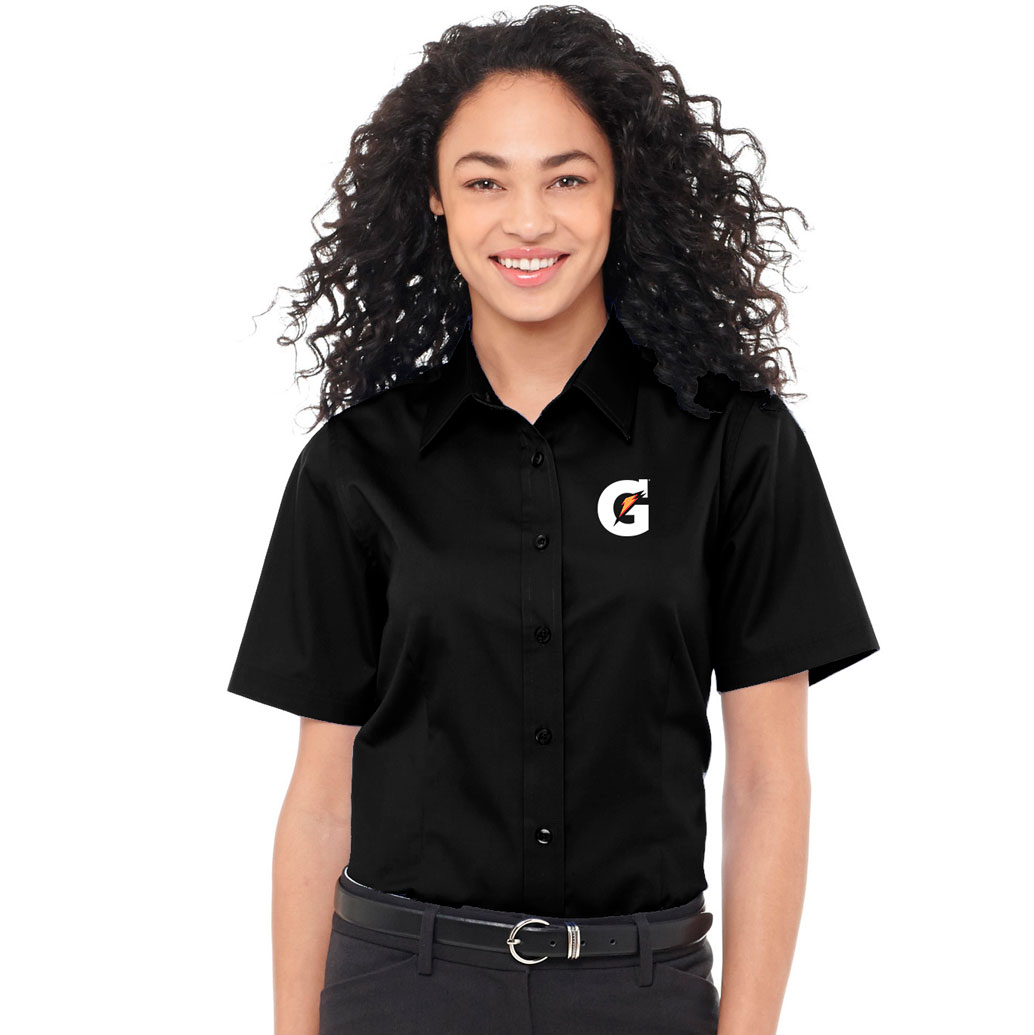 Ladies Stirling SS Shirt - Gatorade