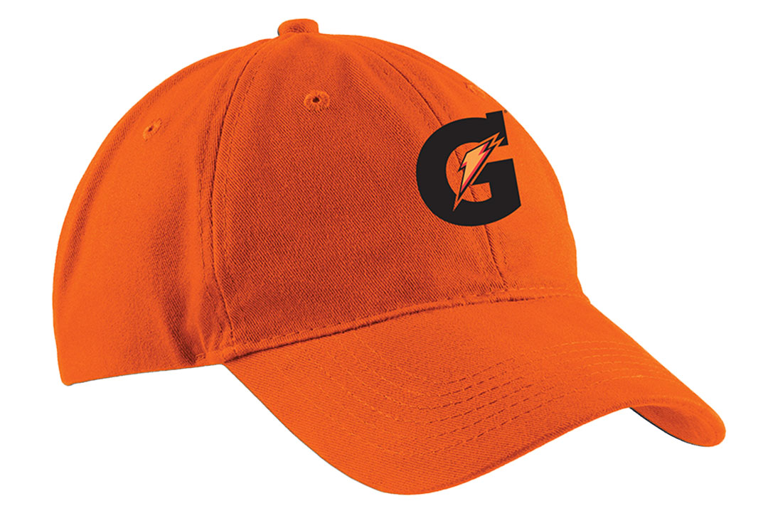 Brushed Twill Low Profile Cap - Gatorade