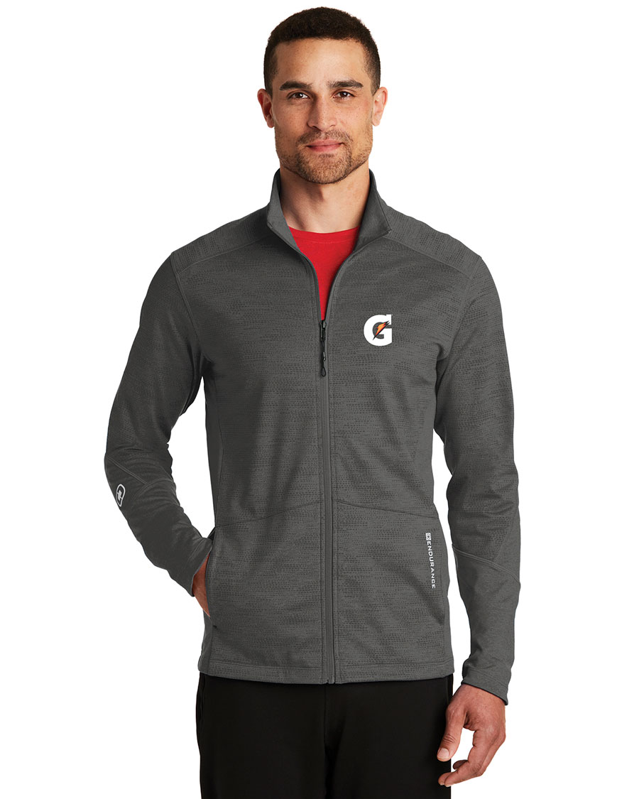OGIO® ENDURANCE Sonar Full-Zip - Gatorade