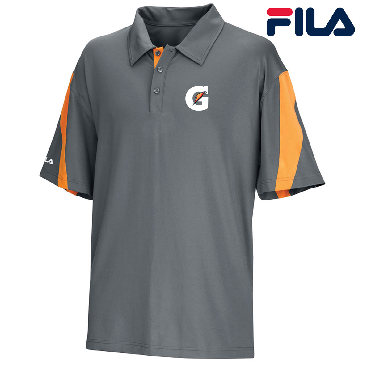 FILA Men's Scottsdale Polo - Gatorade