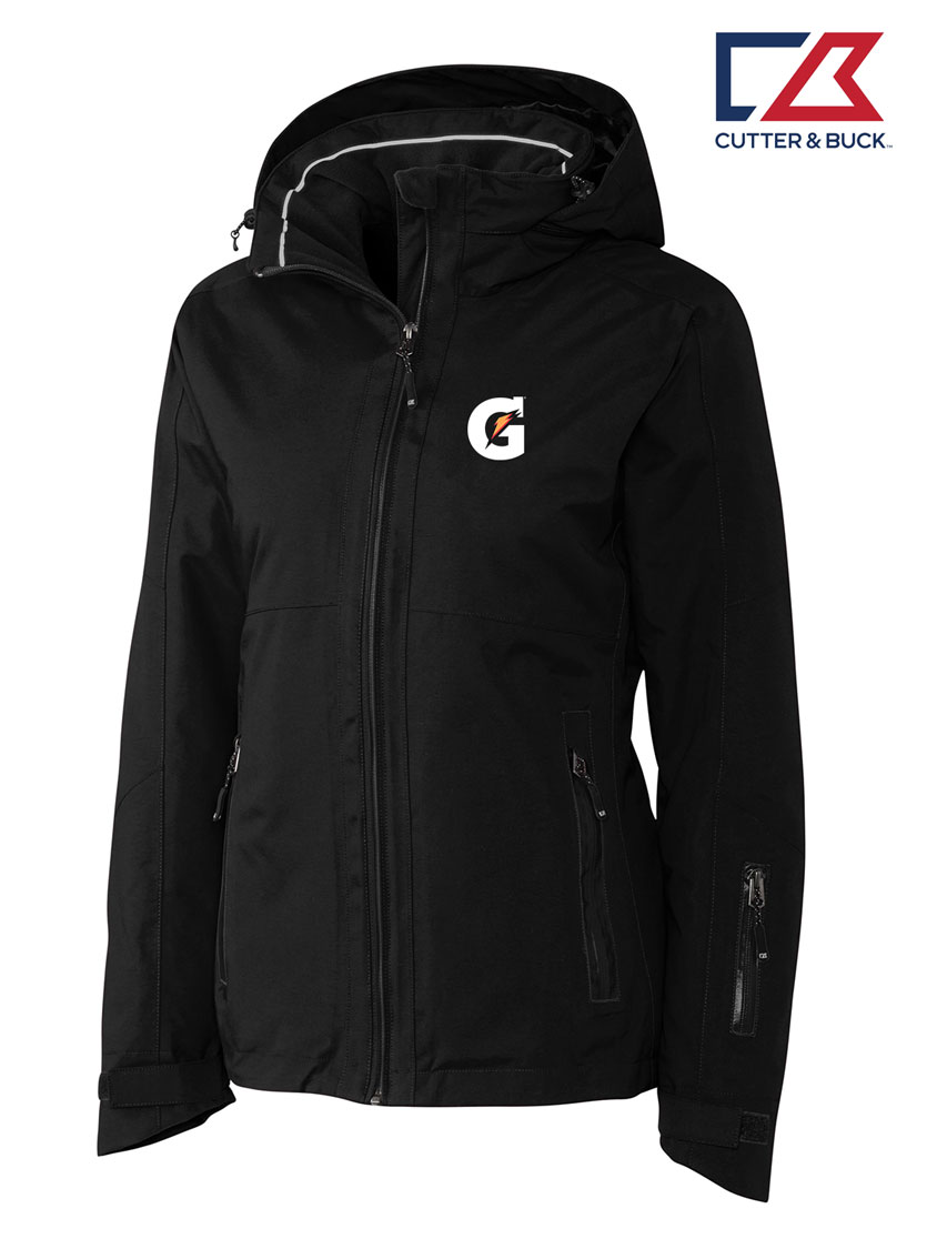 Cutter & Buck Ladies' Alpental Jacket - Gatorade