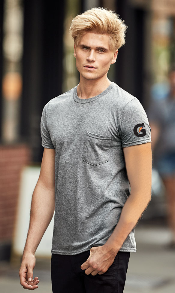 Adult Lightweight Pocket Tee - Gatorade