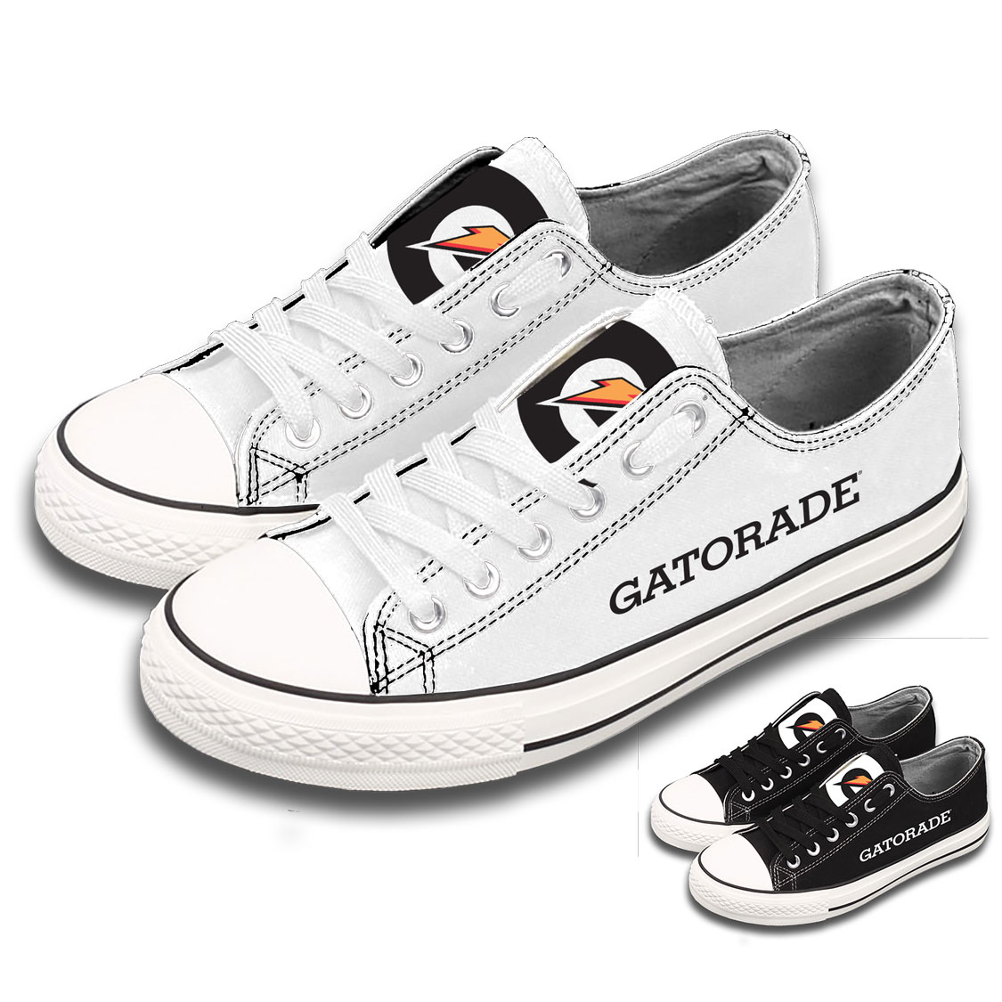 Low Cut Sneakers - Gatorade