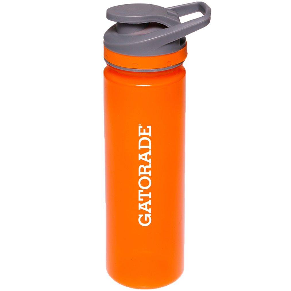 22 oz. Plastic Sports Water Bottles with Flip Lid - Gatorade