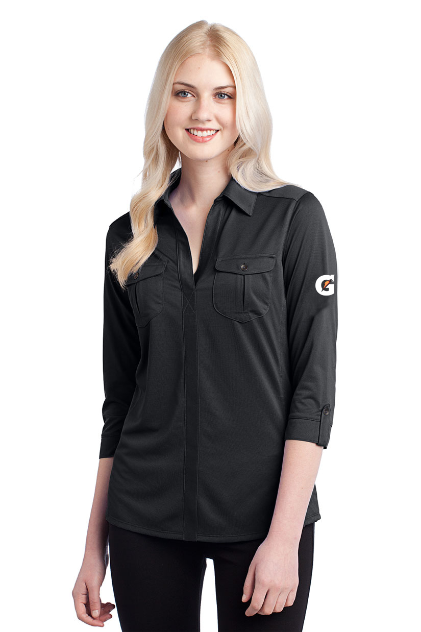 OGIO® Ladies' Pearl Polo