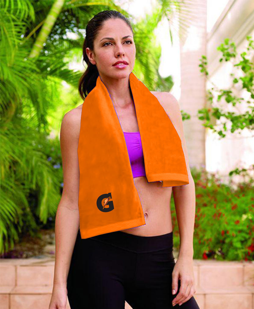 Signature Workout Towel - Gatorade