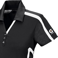 Accelerate Ladies' Cool Logic Performance Polo - G Series