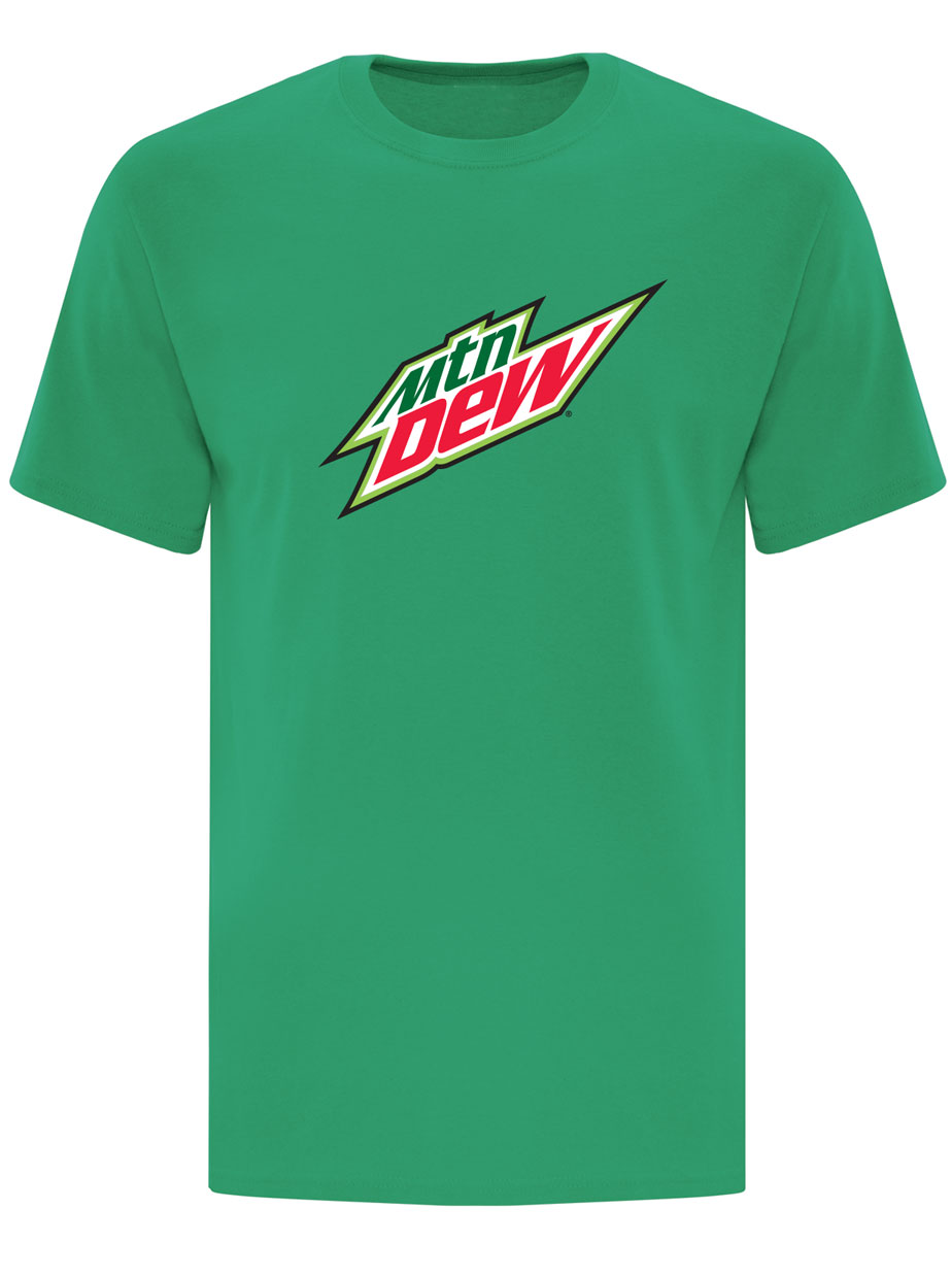 MTN Dew T-Shirt - Green - Login For Special $