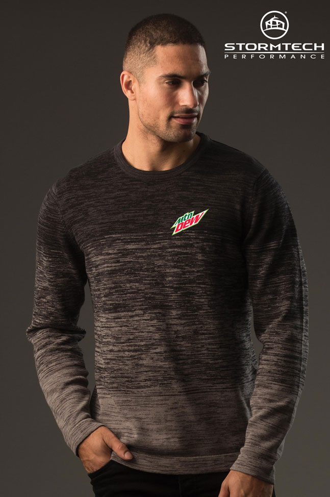 Men's Avalanche Sweater- MTN Dew