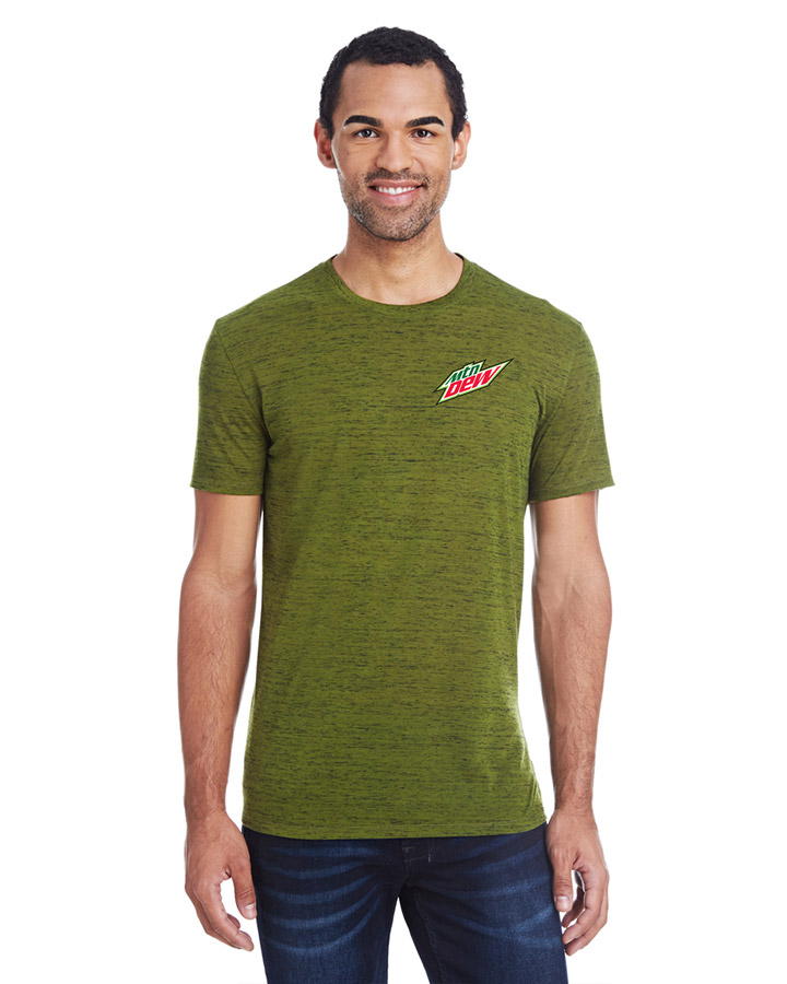 Men's Blizzard Jersey Short-Sleeve T-Shirt - MTN Dew