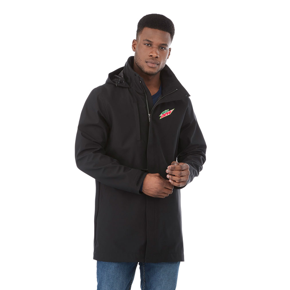 Men's Manhattan Softshell Jacket - MTN Dew