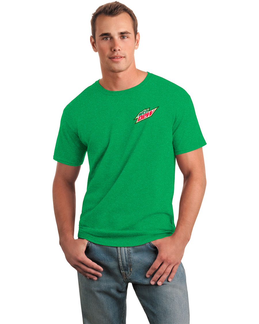 Men's Softstyle® T-Shirt - MTN Dew