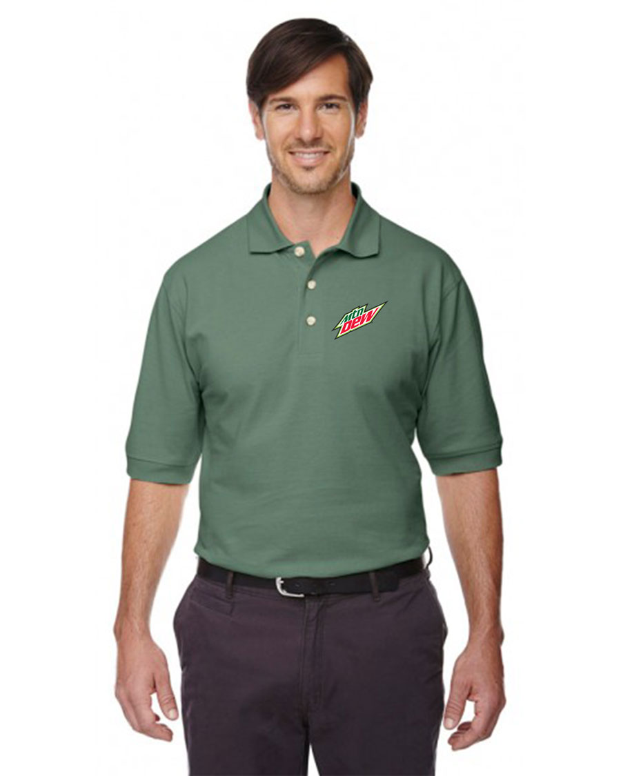 Extreme Men's Cotton Piqué Polo