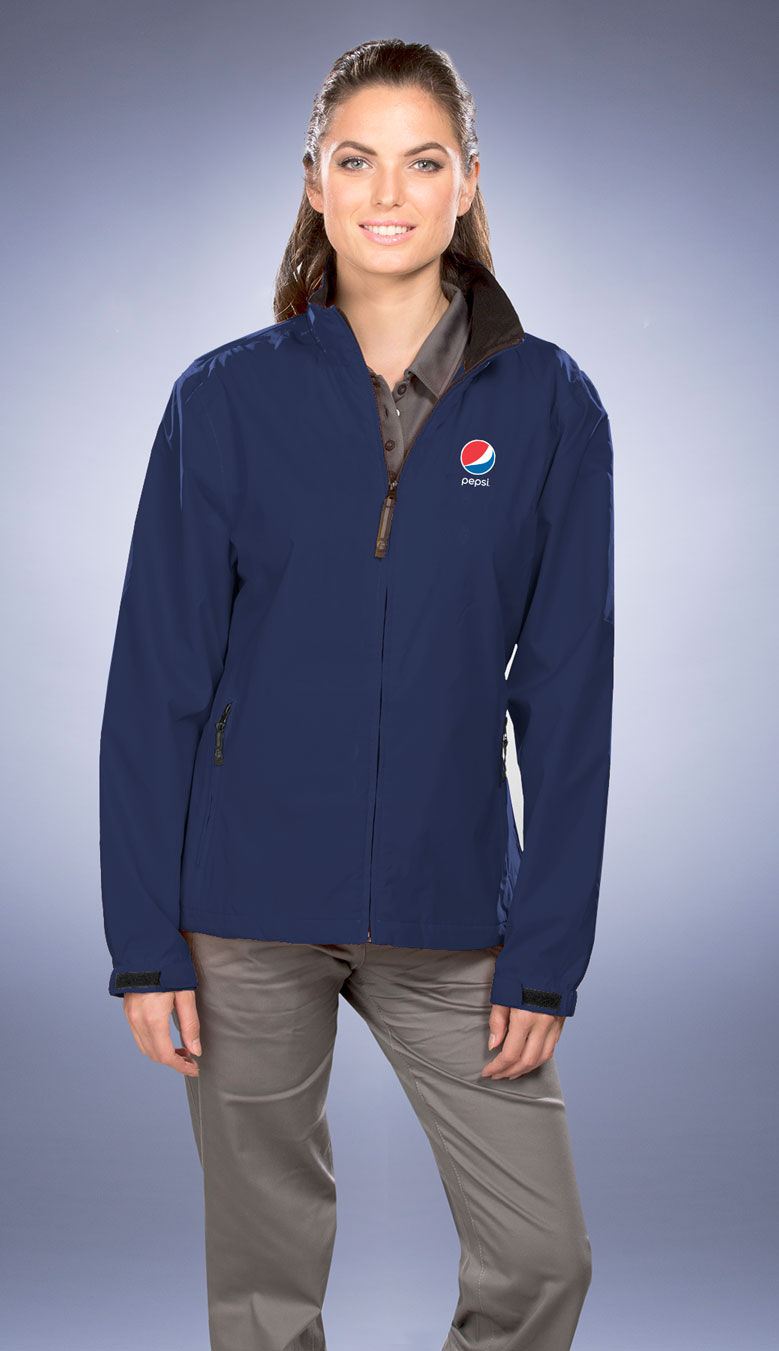 Women's Lightweight Performance Spring Jacket - Pepsi