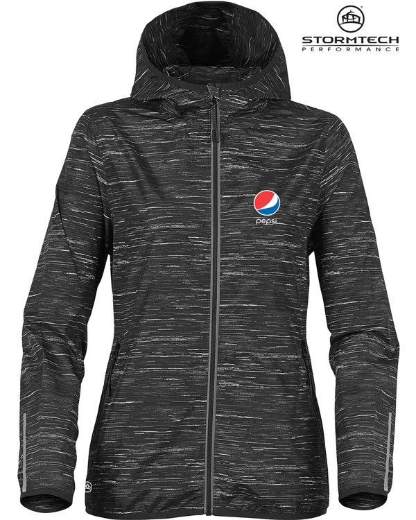 Women's Ozone Lightweight Shell Jacket - Pepsi