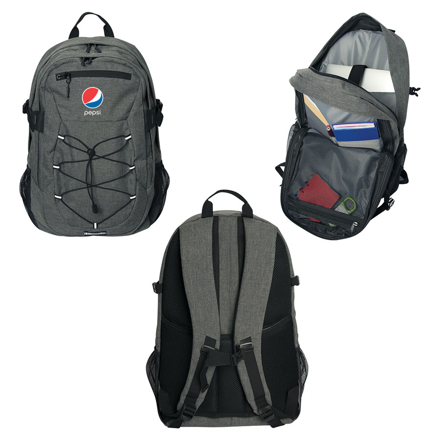 Laptop/Tablet Backpack - Pepsi