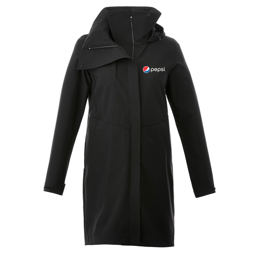 Ladies Manhattan Softshell Jacket Pepsi