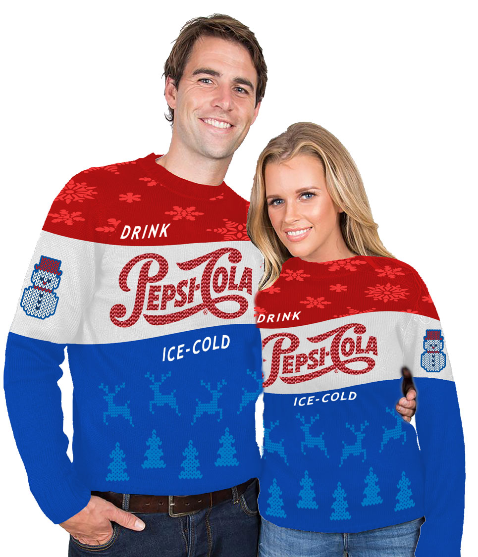 The Greatest Pepsi Cola Holiday Sweater - LIMITED EDITION