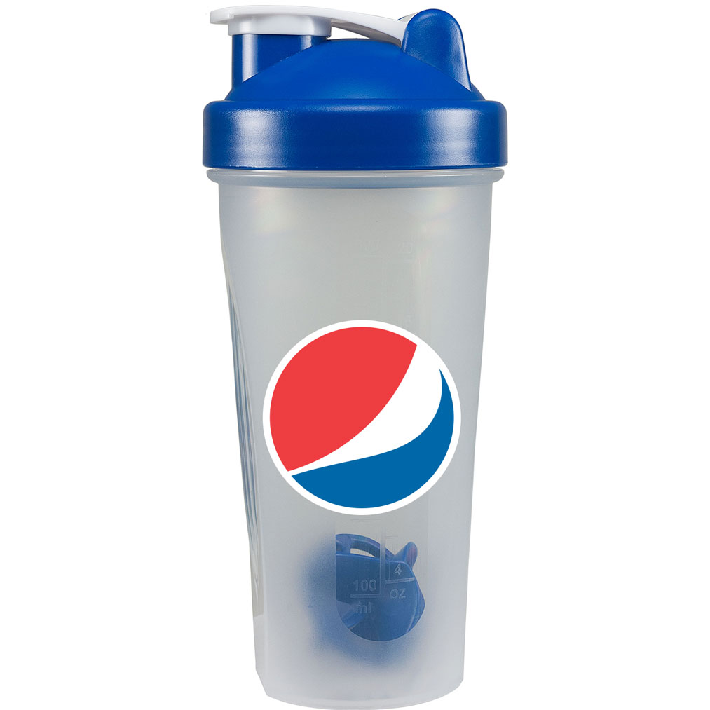 24oz Shaker Bottle - Pepsi