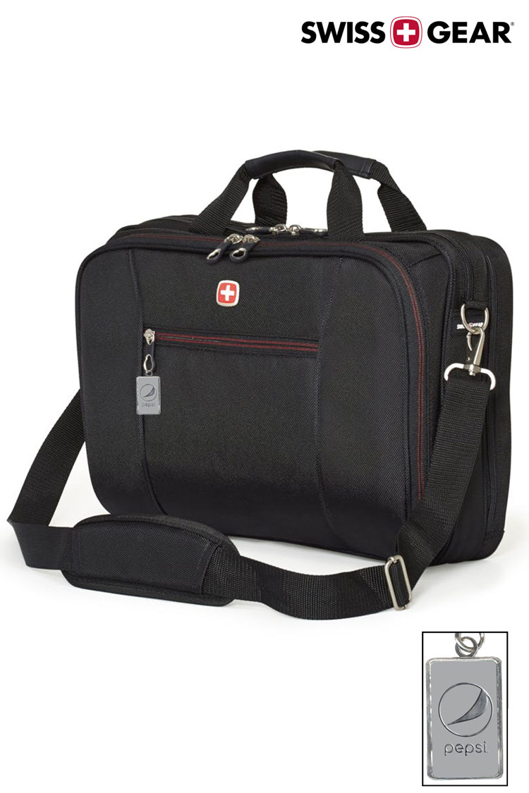 Swissgear 0907 Computer Friendly Briefcase