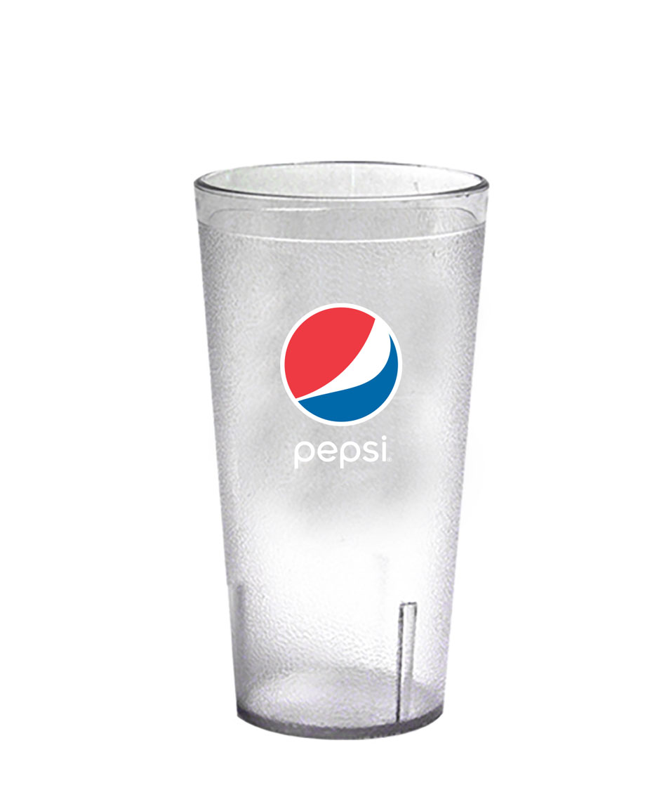16 oz. Frosted Plastic Tumber - Pepsi......Please Login To see our very Special Pricing