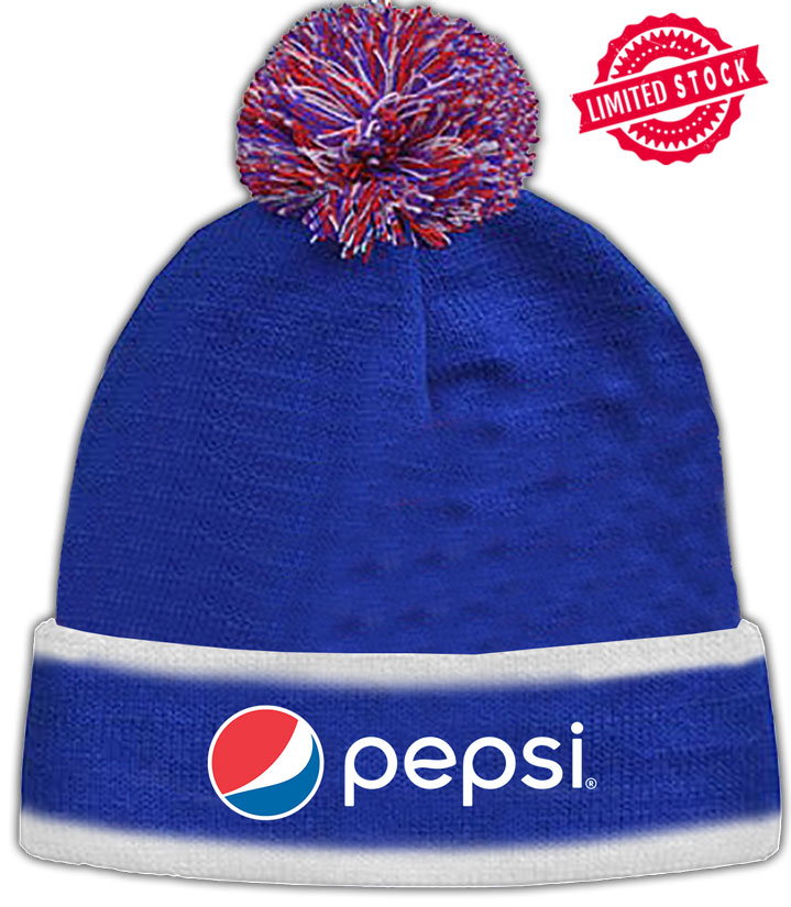 The 2019 Pepsi Holiday Beanie