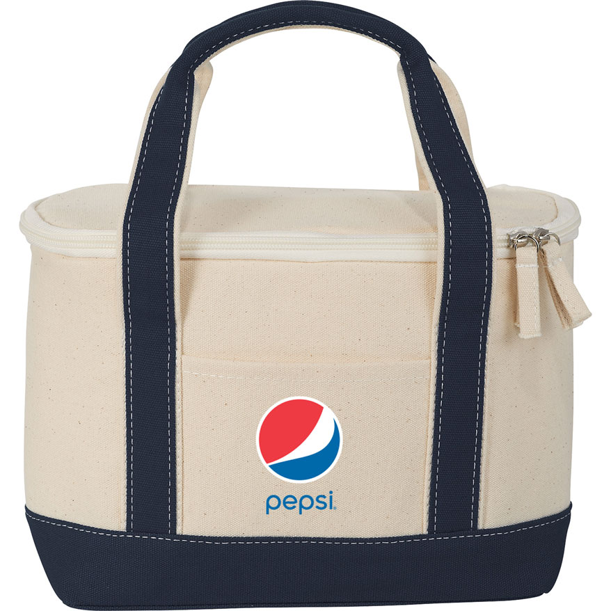 Cotton Canvas Cooler