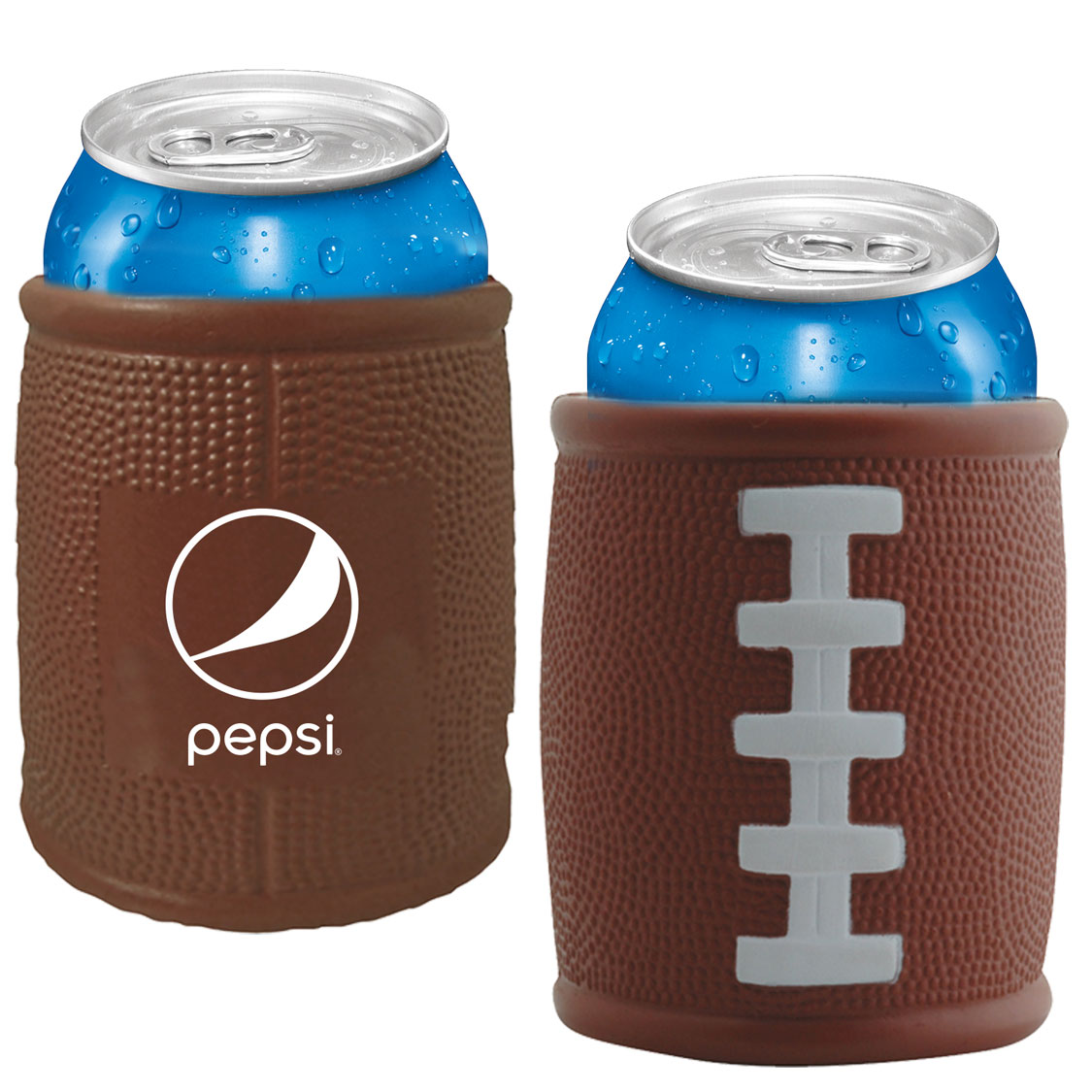Football Can Cooler - Pepsi