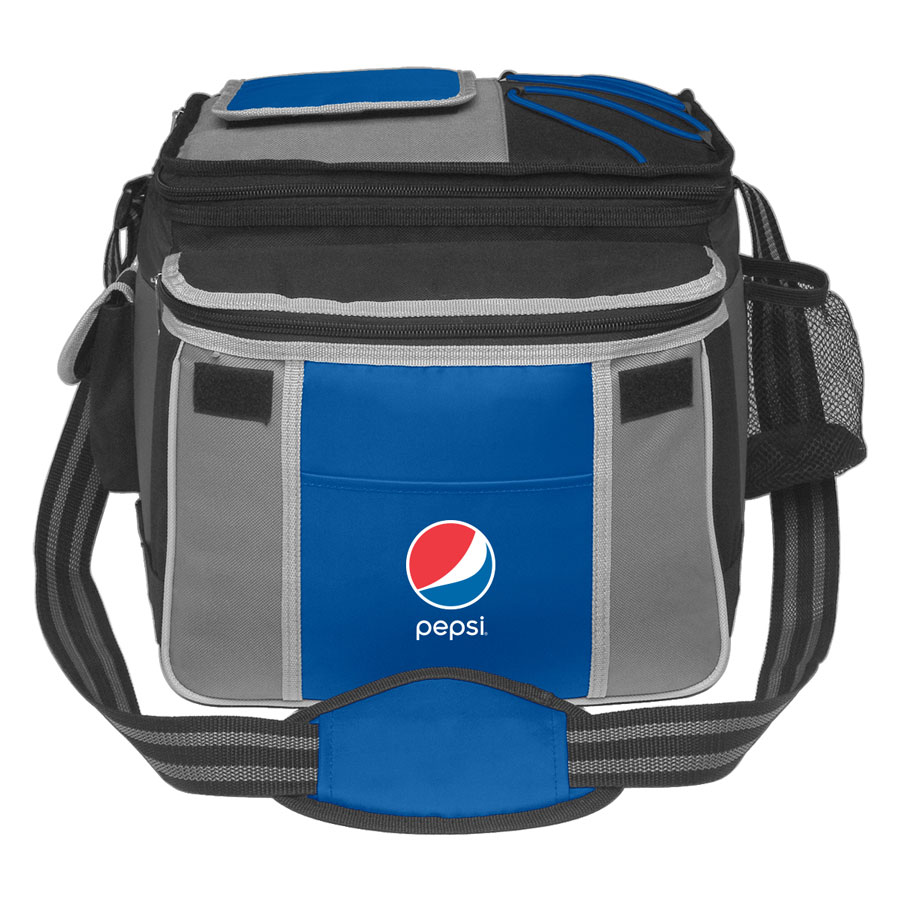 Flip-Top Cooler Bag - Pepsi